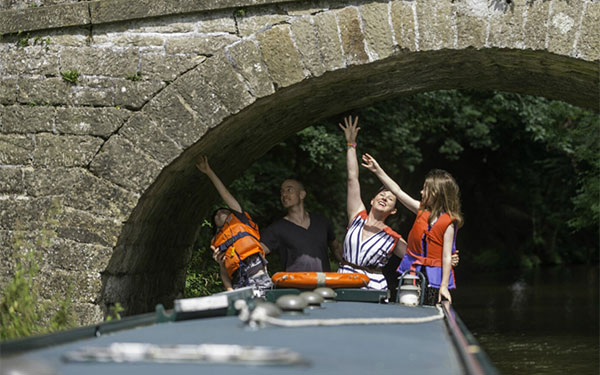 A canal boat holiday: the perfect way to celebrate an end to lockdown