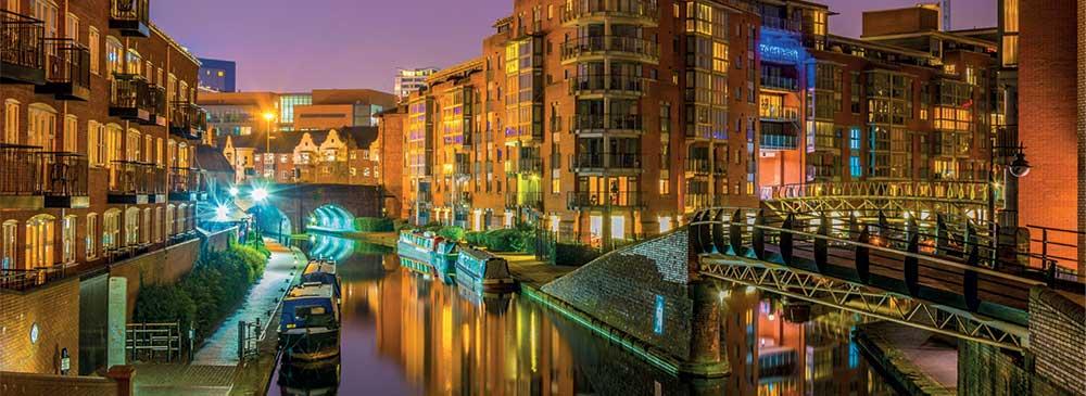 City break Birmingham