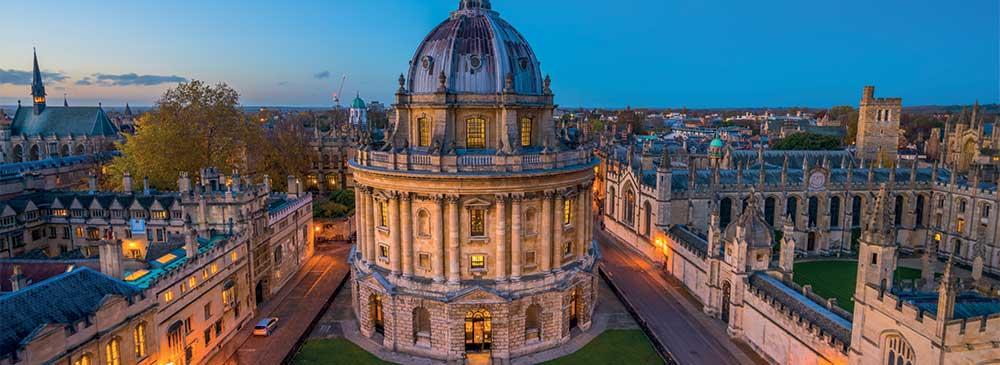City break Oxford