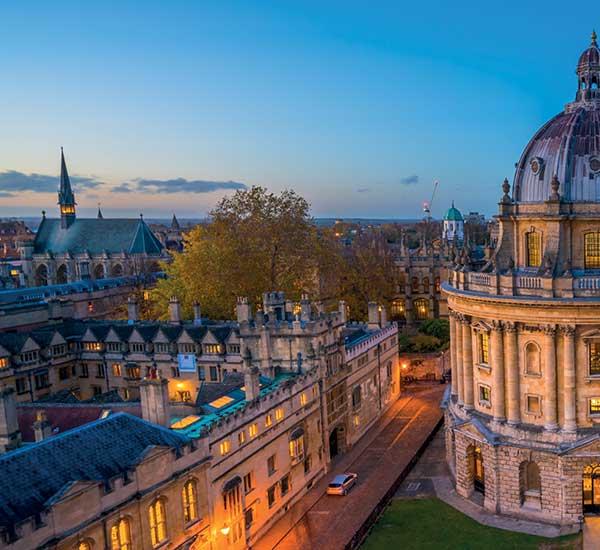 Destination Oxford