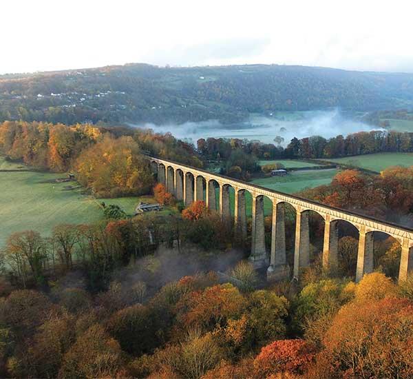 Destination Pontcysyllte Aqueduct