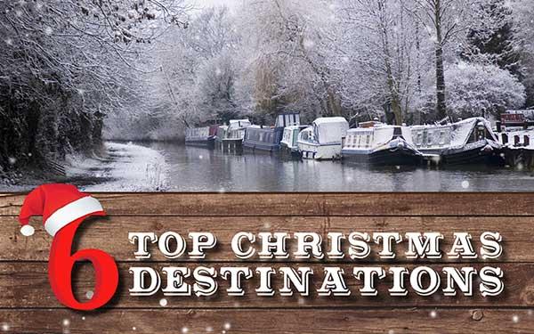 Top 6 Christmas Destinations