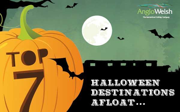 Top 7 Halloween destinations afloat