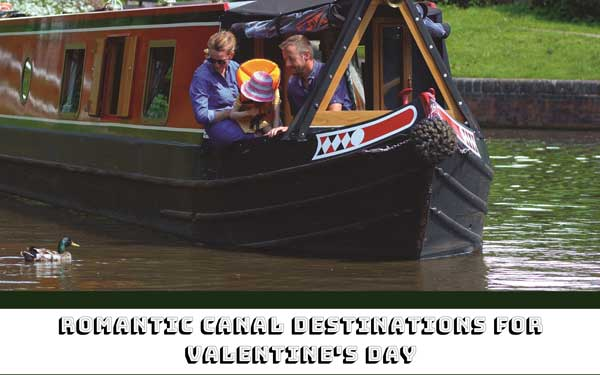 Romantic canal destinations to visit this Valentine's Day