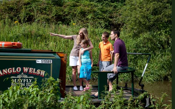 Enjoy a family adventure afloat this summer, closer to home